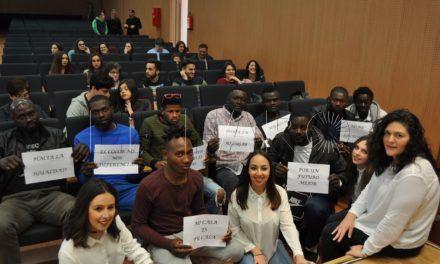 Espectáculo solidario en el Campus