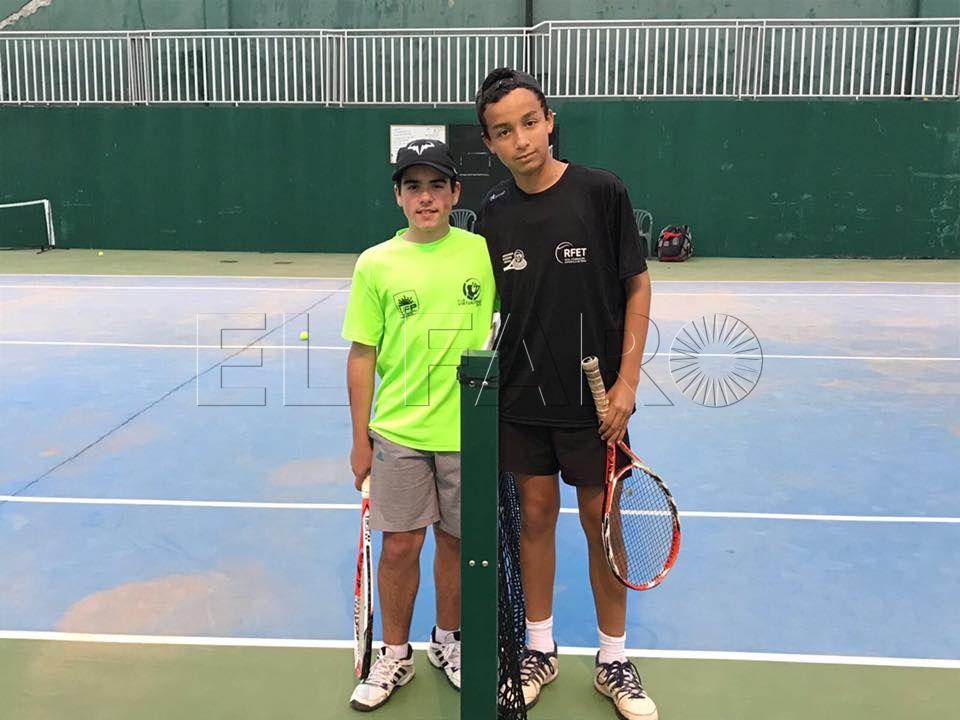 El Club de Tenis y Pádel Loma Margarita acogió el primer torneo puntuable del III Circuito de Tenis VTC-ICD