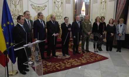 Ruiz Moya, homenajeado por los farmacéuticos de España