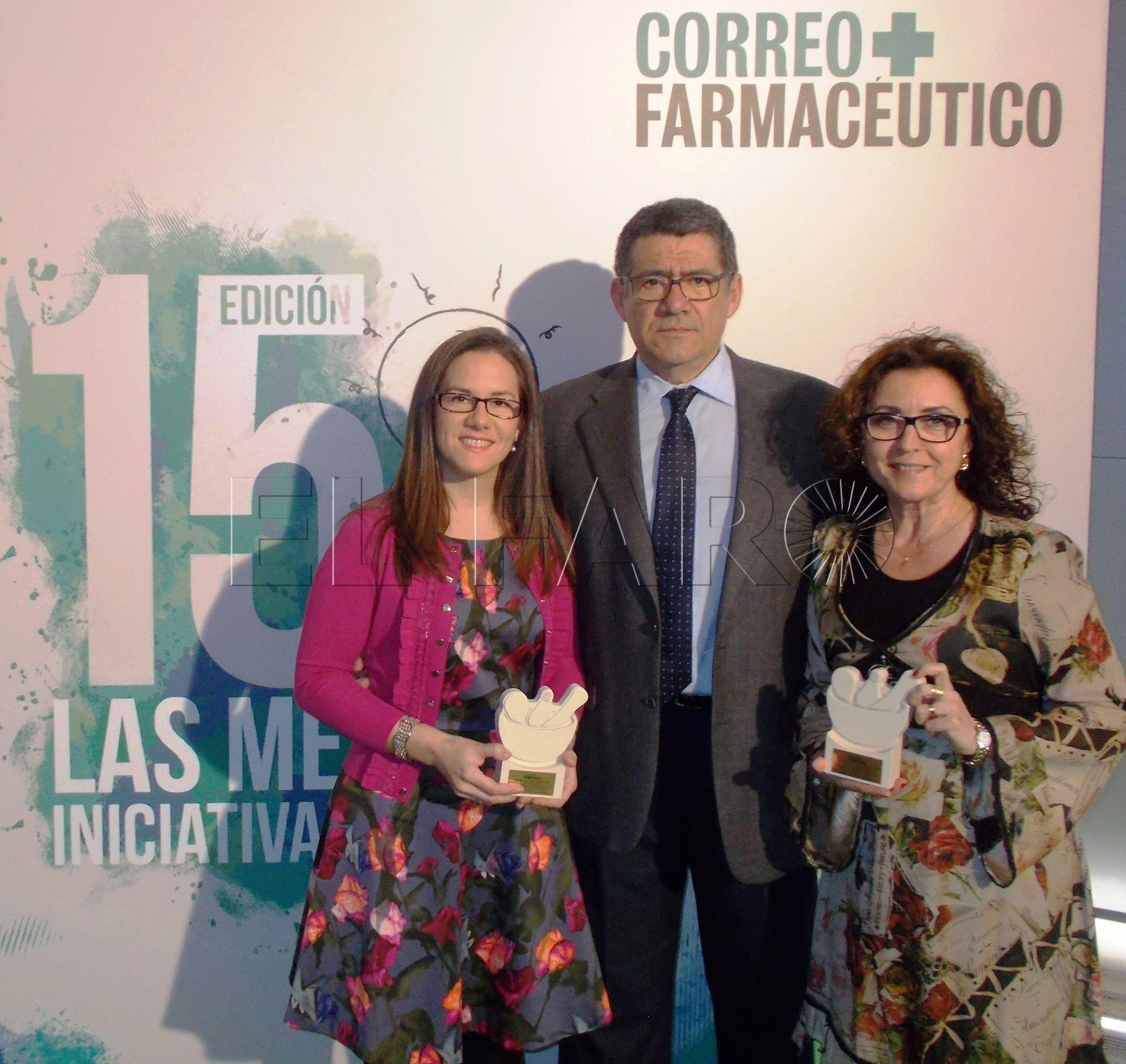 El proyecto de una farmacéutica del Hospital, premiado como una las 'Mejores Iniciativas' de 2016