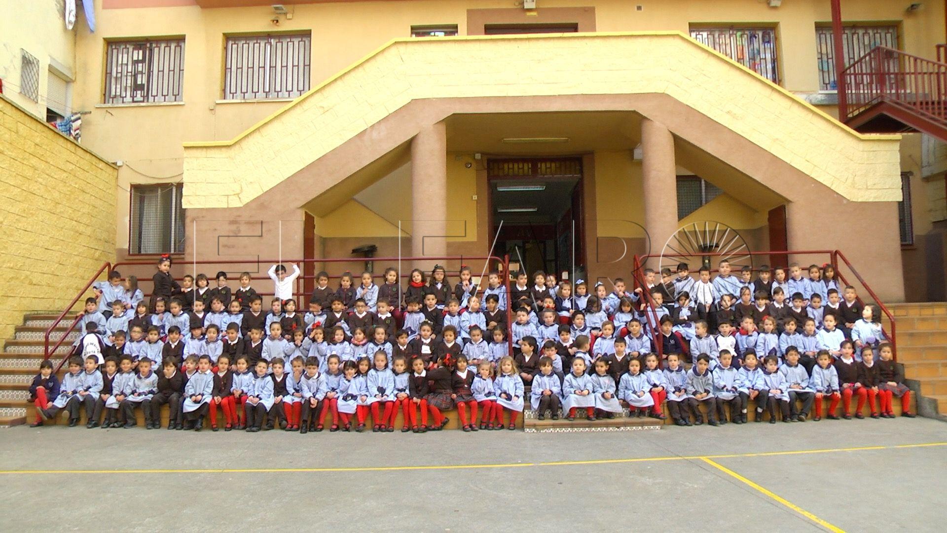 El Colegio Beatriz De Silva Nace De La Unión De Varios Centros En 1977 El Faro De Ceuta