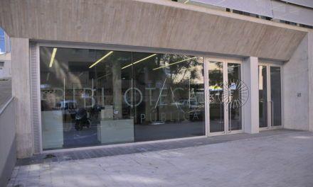 La Biblioteca acoge desde hoy la exposición artística de Aula de Mayores