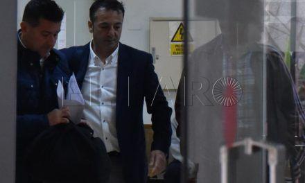 Suspendido el juicio por la pelea entre Fernando Ramos y un policía local