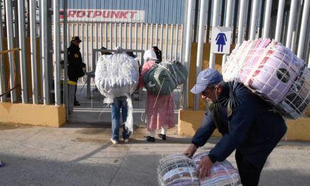 Sigue el boicot a la salida de bultos hacia Marruecos por segundo día consecutivo