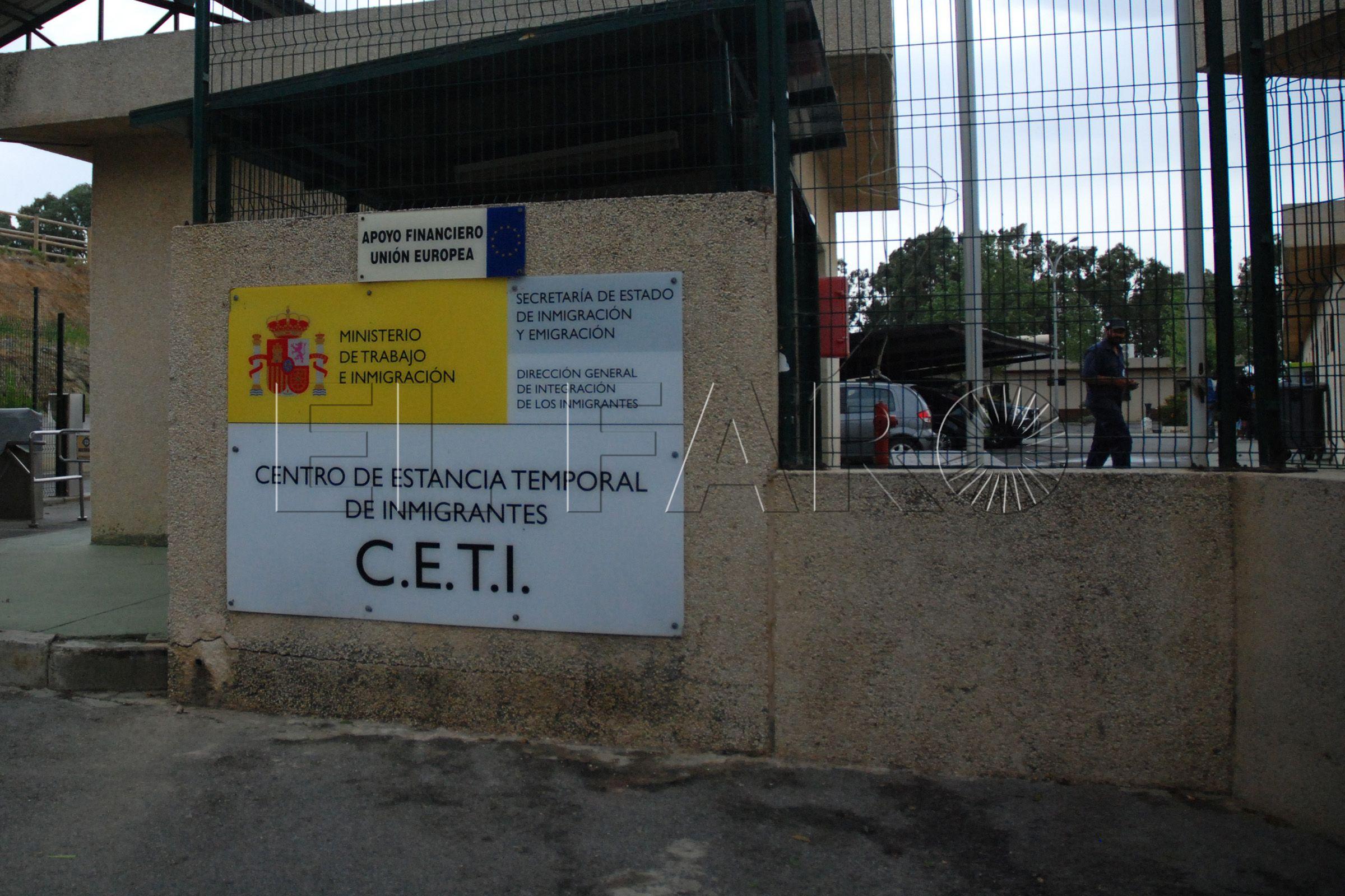 La vigilancia y seguridad  en el CETI de Ceuta costará 1,5 millones de euros