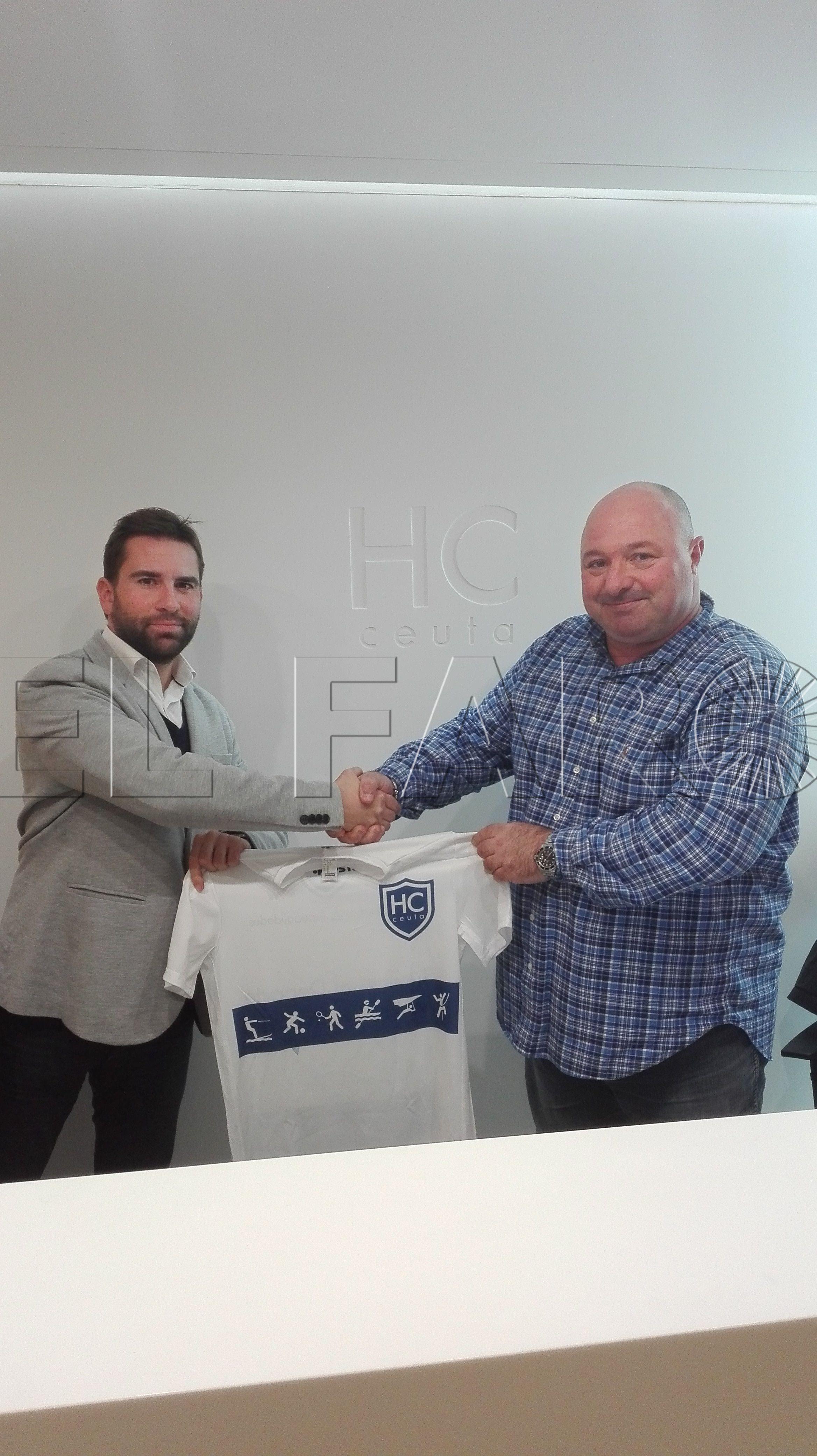 HC Ceuta también ha cerrado un acuerdo con la Federación de Vela