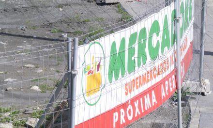 Se cumple un mes del inicio de las obras del supermercado de Mercadona