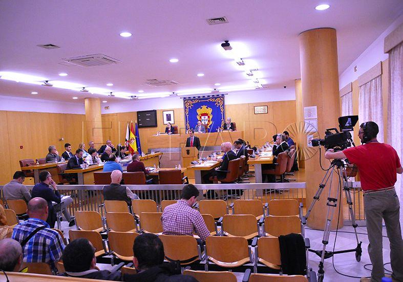 La Ciudad 'recupera' el pleno de febrero con dos nuevos diputados