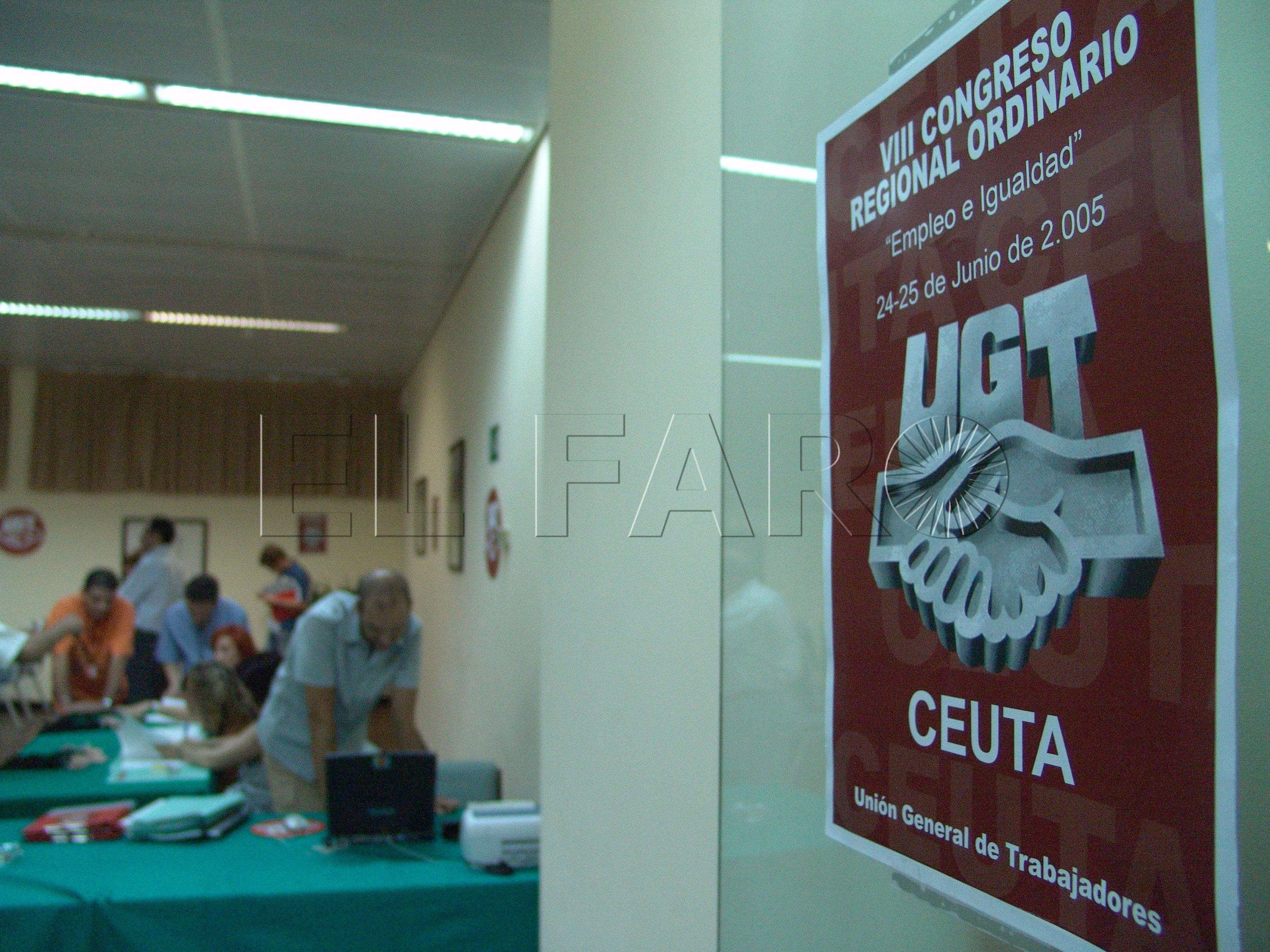 """UGT acudirá a la vía penal si se resuelve el """"fraudulento"""" concurso de oficial mayor por estar """"hecho a medida"""""""