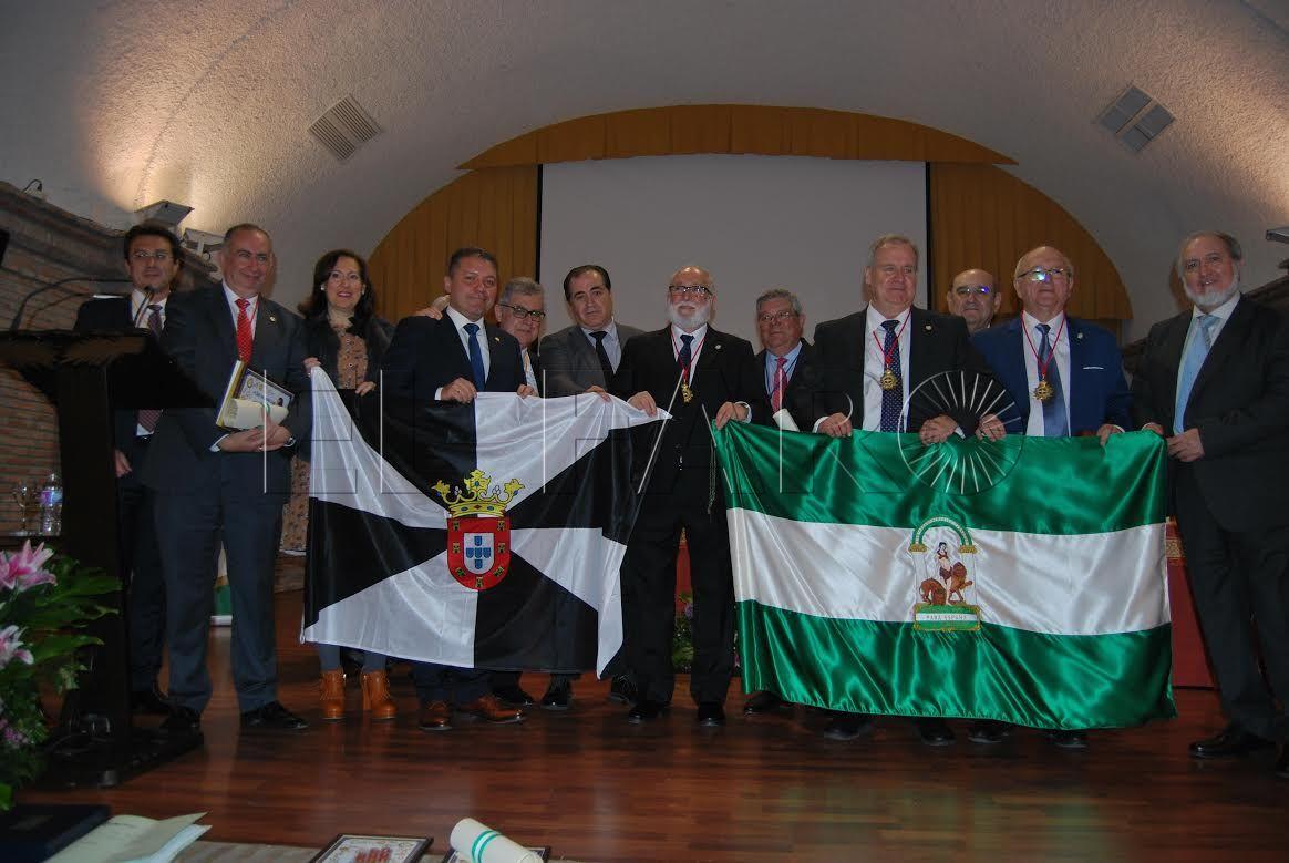 Hermanamiento entre los colegios de médicos de Ceuta y Andalucía