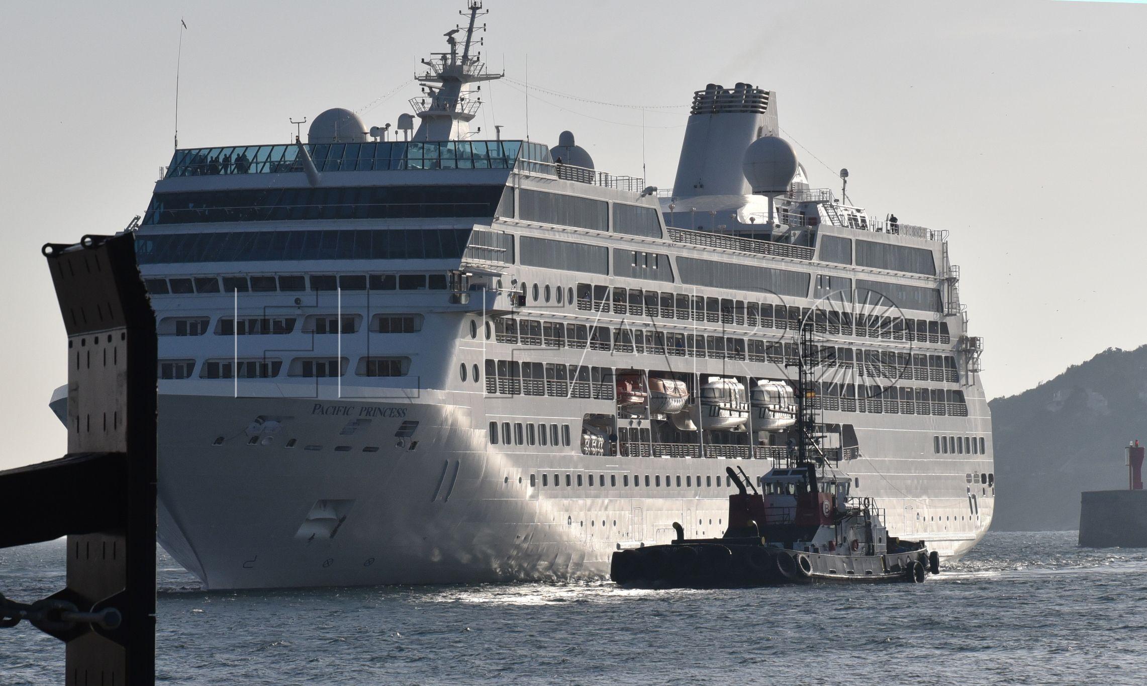 Los cruceros no crean suficiente actividad
