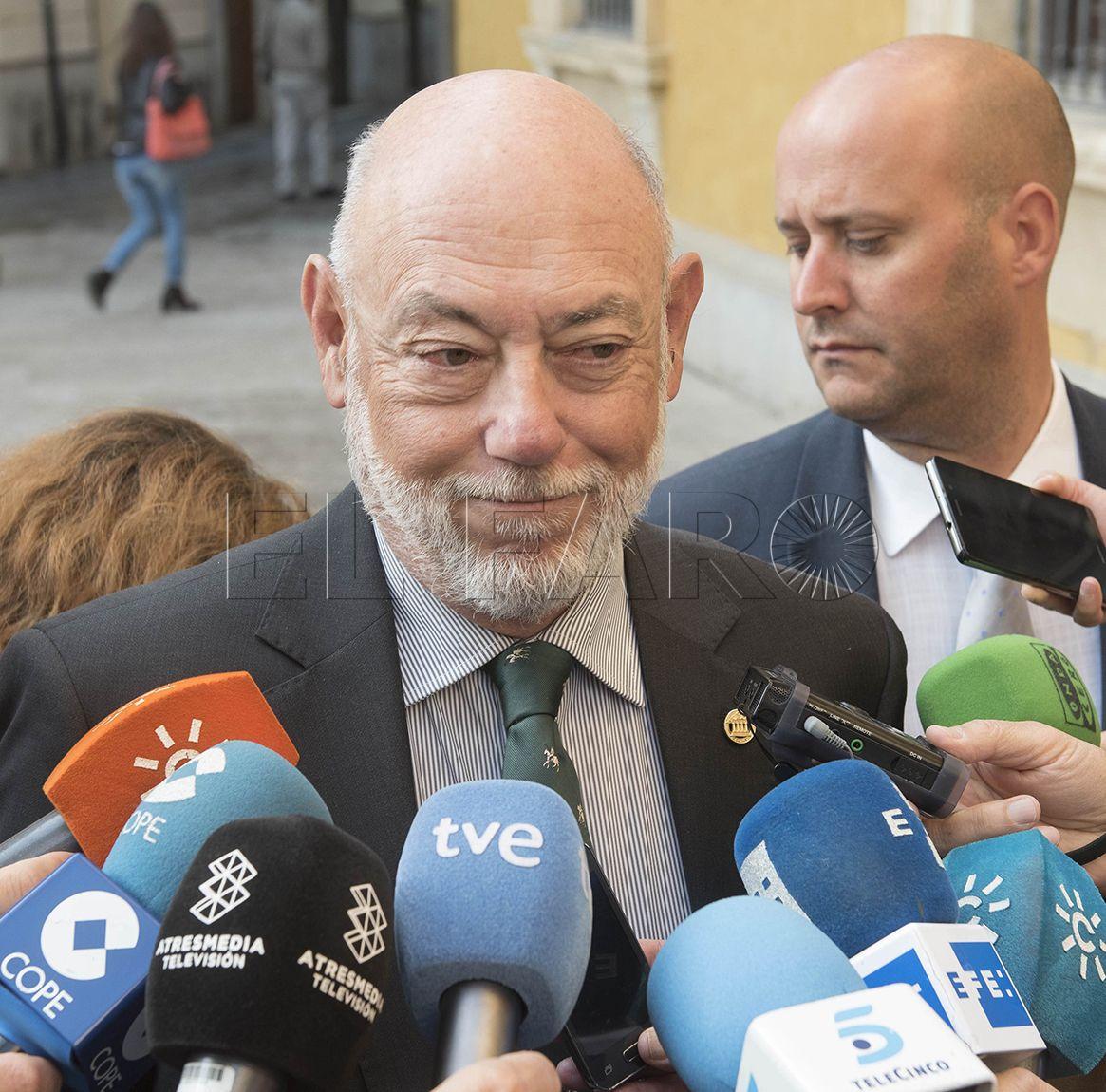 El fiscal general del Estado, uno de los ponentes de las Jornadas Jurídicas