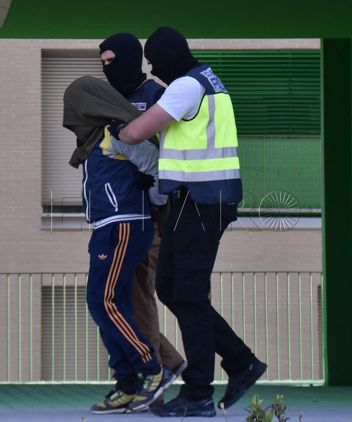 A prisión el ceutí detenido en Loma Colmenar por sus vínculos radicales