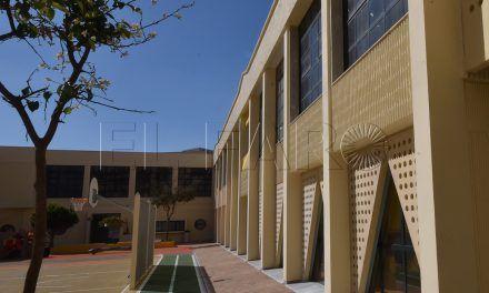 El colegio que se construye en el Polígono se llamará 'Ciudad de Ceuta'