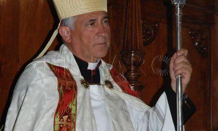 El obispo Zornoza asistirá a varias   de las celebraciones litúrgicas