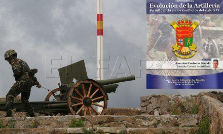 Conferencia en el Casino Militar  sobre la evolución de la artillería
