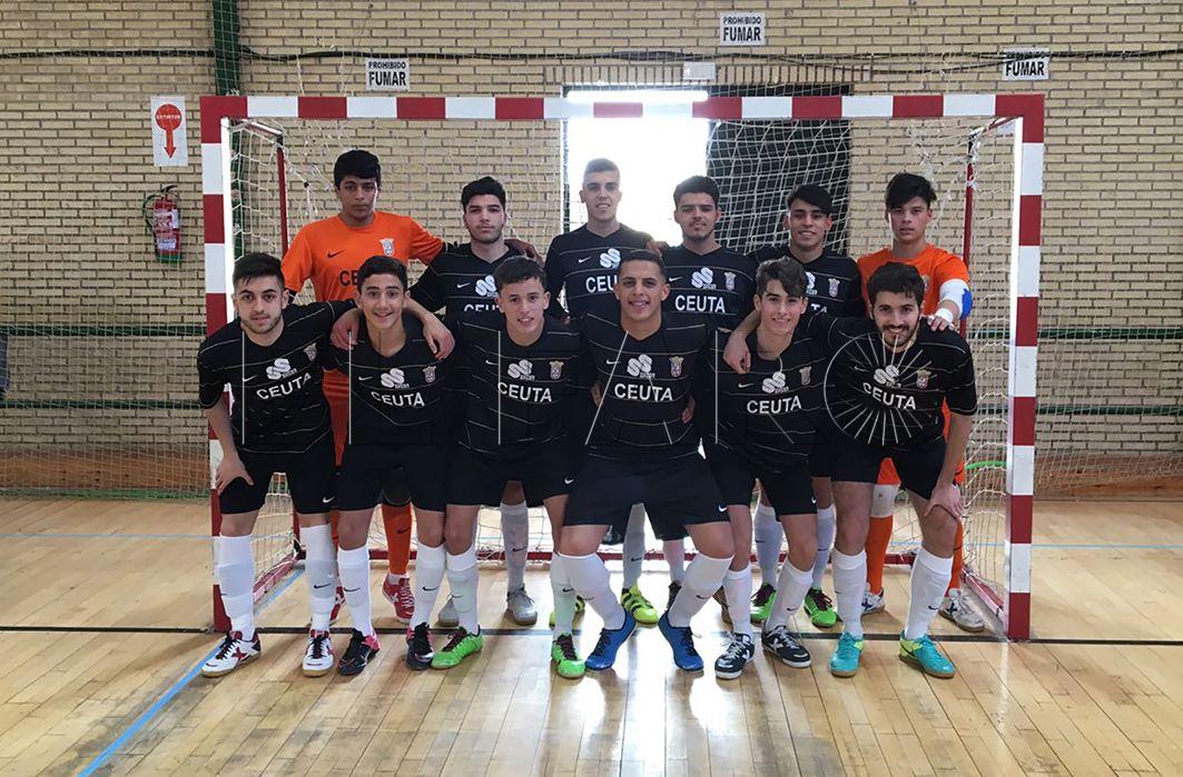 El Deportivo Ceutí sufre su primera derrota en Liga