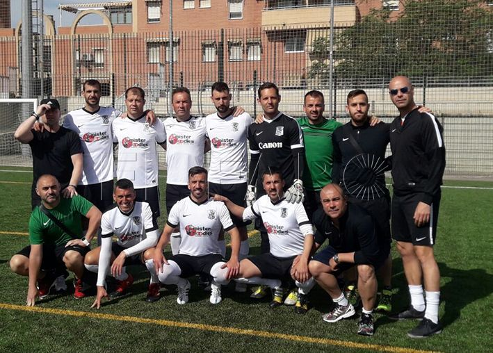 Ceuta finaliza en el tercer puesto en fútbol