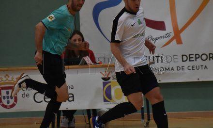 El UACeutí FS sigue firme por la Copa