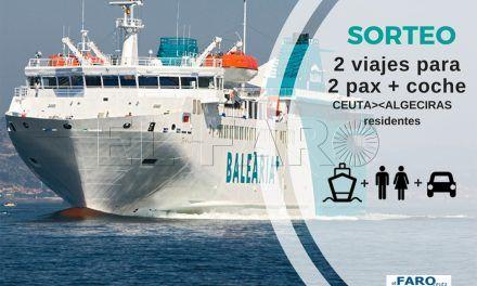 Participa en el sorteo de Baleària y El Faro