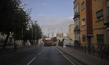 Más obras para la zona 5 del 'Plan de barriadas' tras dividirse en dos proyectos