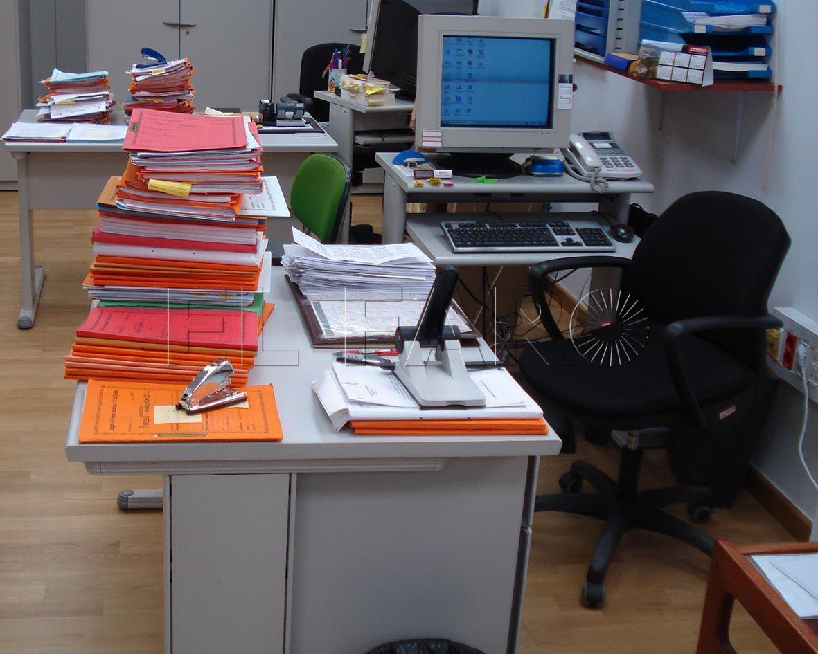 Los fallos informáticos y la deficiencia de las instalaciones, denuncias del TSJA