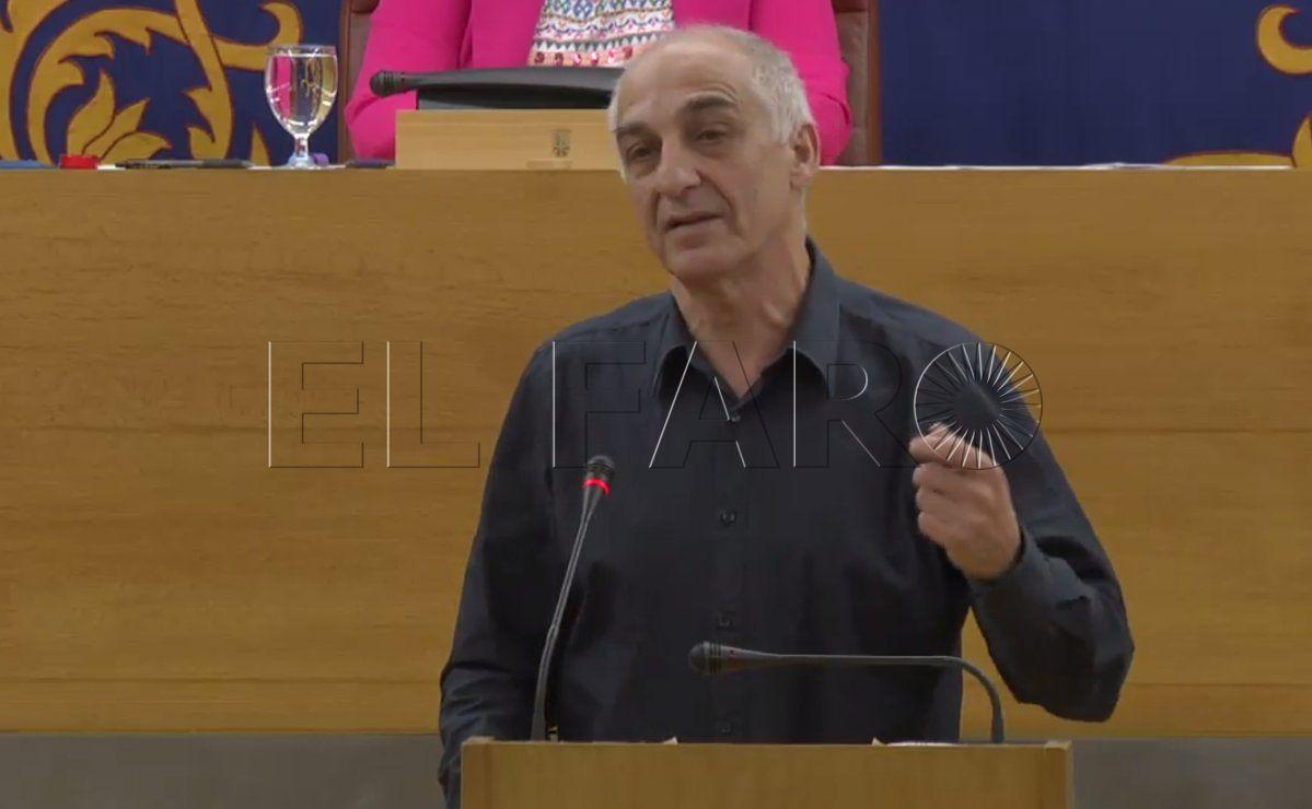 """Caballas pide una """"movilización pedagógica"""" contra """"el racismo y la xenofobia"""", rechazada por el PP"""