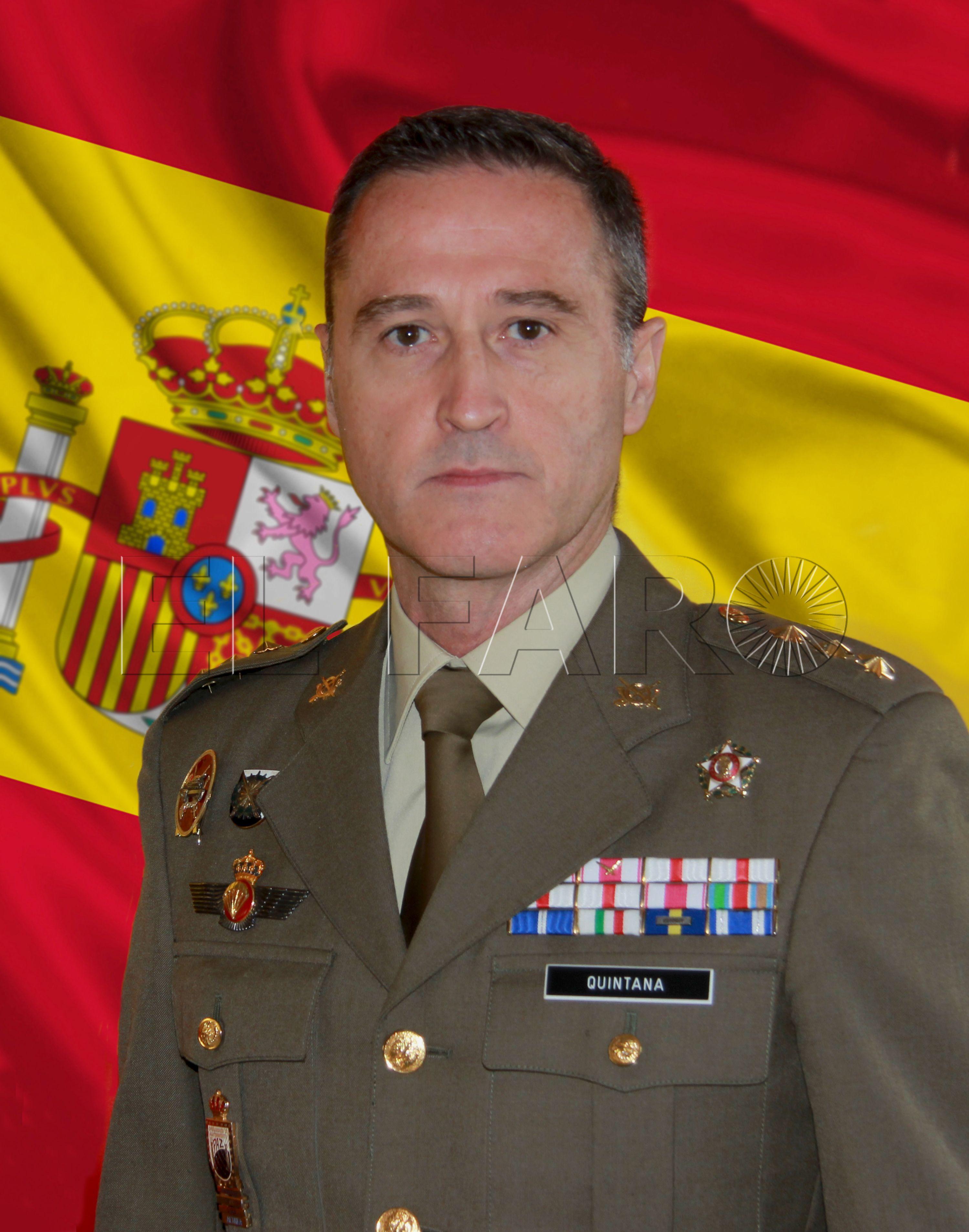 El ceutí Alberto de Quintana toma el mando de la USBAD 'Teniente Ruiz'