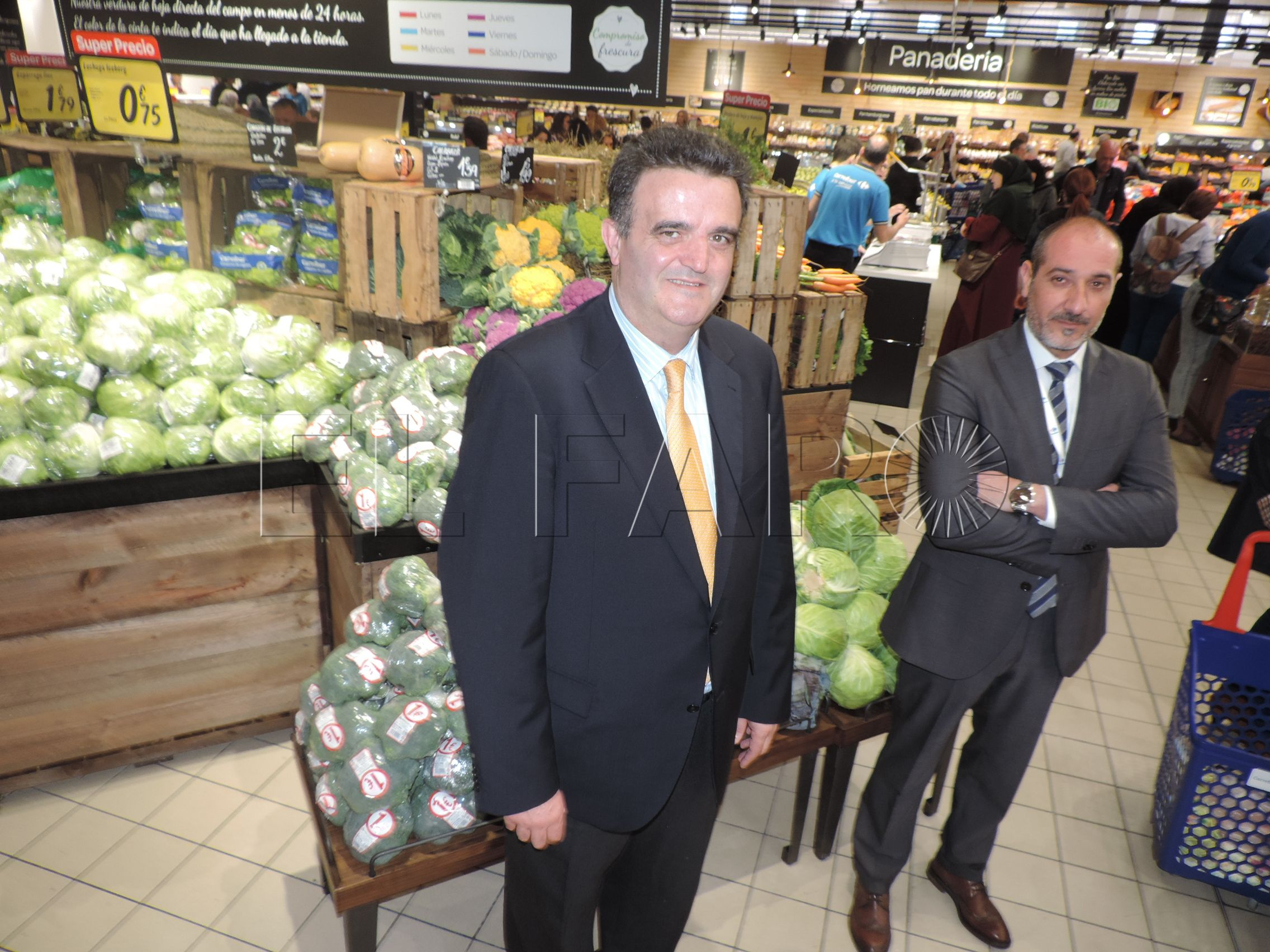 """""""Que Carrefour esté lleno  es un reconocimiento al esfuerzo que hemos hecho"""""""
