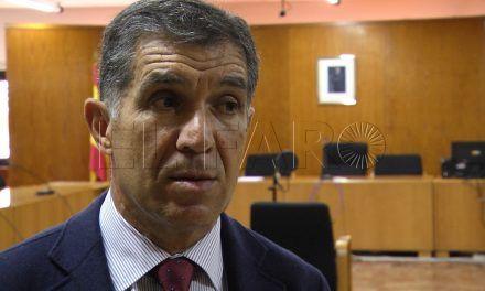 Lorenzo del Río elevará a Madrid las quejas por los fallos informáticos en los juzgados de Ceuta