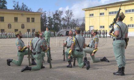 Sones de Semana Santa en la Legión