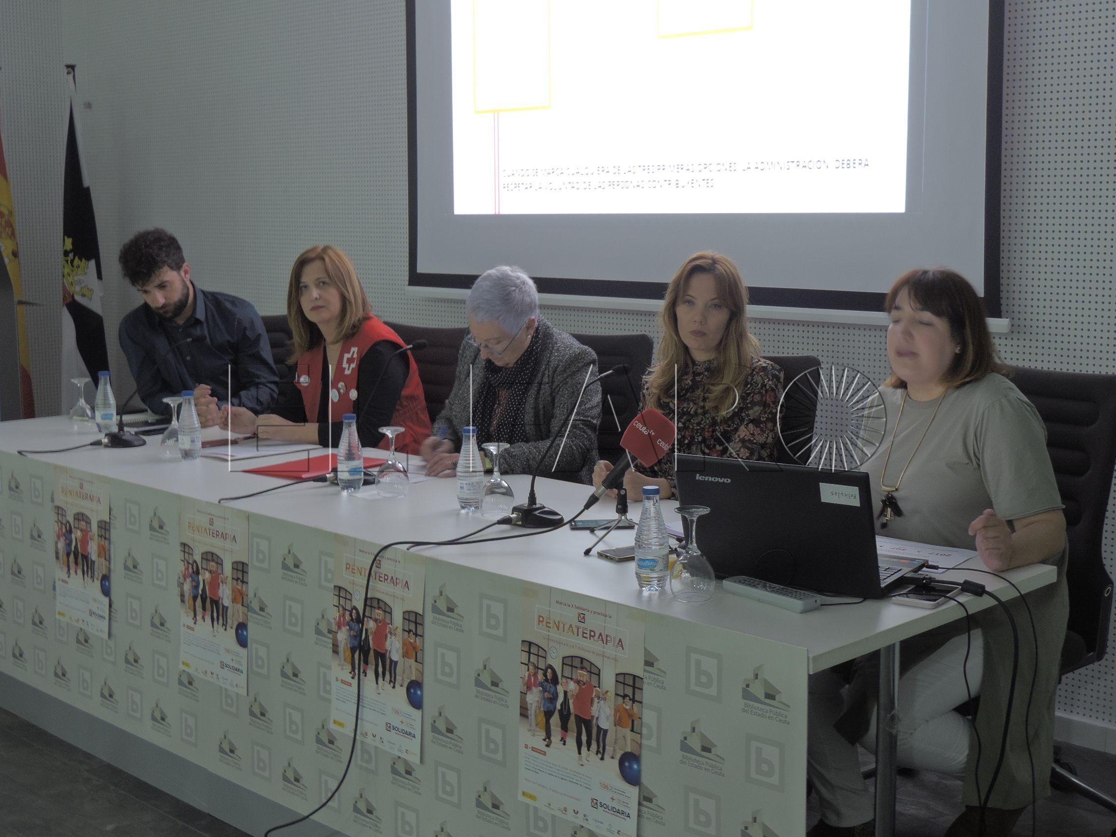 Más de 7.000 personas en Ceuta se benefician de la 'X Solidaria'