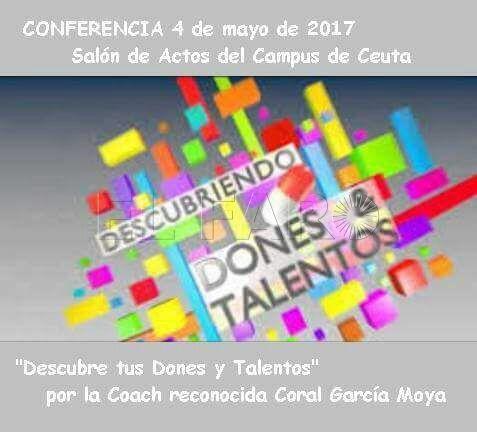 Empleo Ceuta organiza la charla 'Descubre tus dones y talentos'