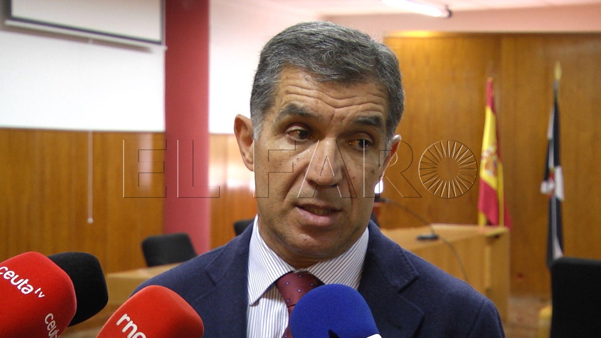 Lorenzo del Río elevará a Madrid  las quejas por los fallos informáticos