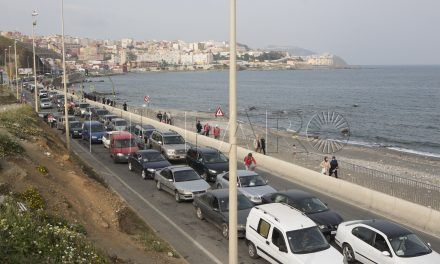 La Ciudad estudia replantear el habilitar un solar para los vehículos patera