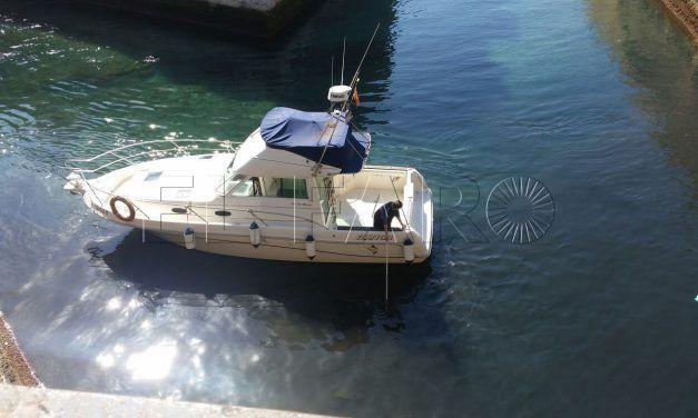 Reclaman al Puerto la adopción de medidas de seguridad en el foso