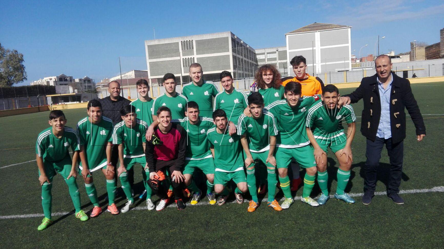 El Ceuta Base podría no jugar play-off