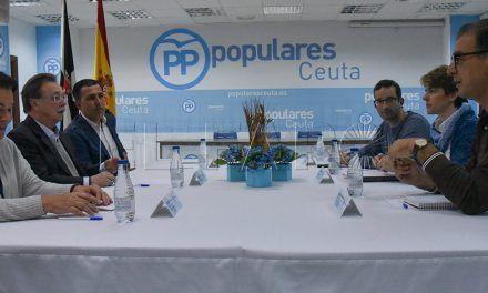 Vivas se reúne por primera vez con su comité de dirección