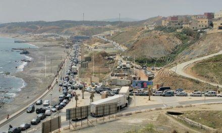 Ceuta, colapsada de nuevo por eternas colas