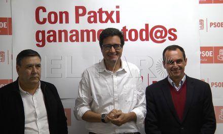 Óscar López impulsa la candidatura de Patxi en Ceuta