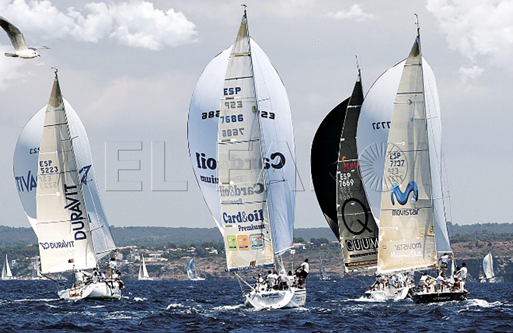 Se inicia la regata en Marbella
