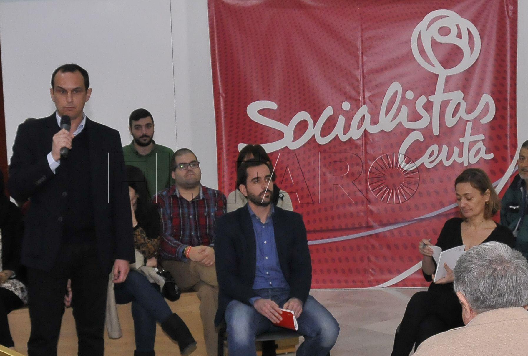 Guerra en el PSOE