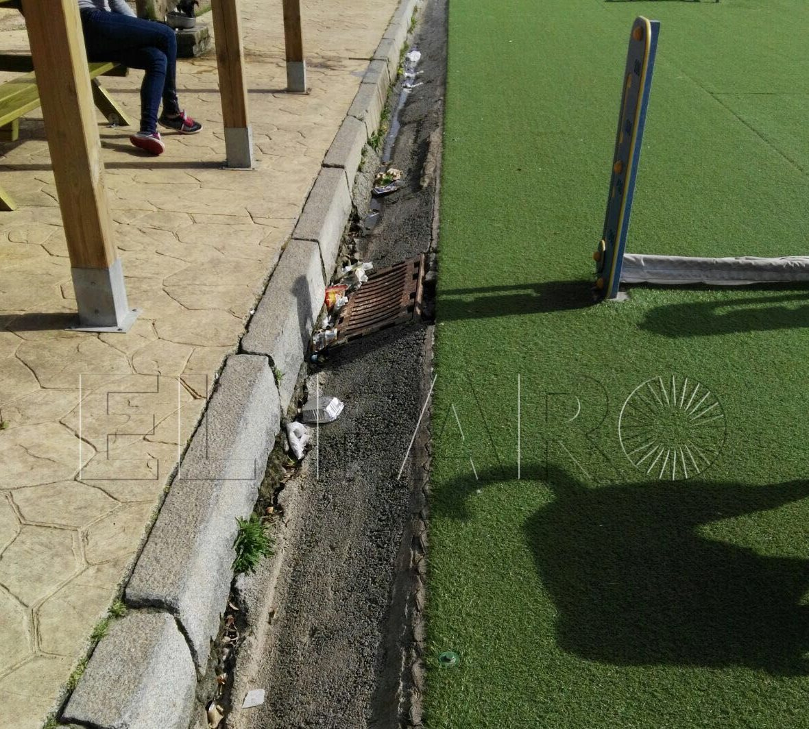 Los usuarios del parque de perros exigen mejoras que no se llevaron a cabo