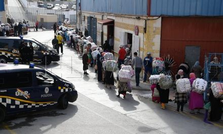 Comerciantes del Tarajal impugnan las resoluciones de Delegación del Gobierno por el plan de seguridad