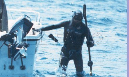 La licencia federativa es obligatoria para comprar o tener fusil de pesca submarina