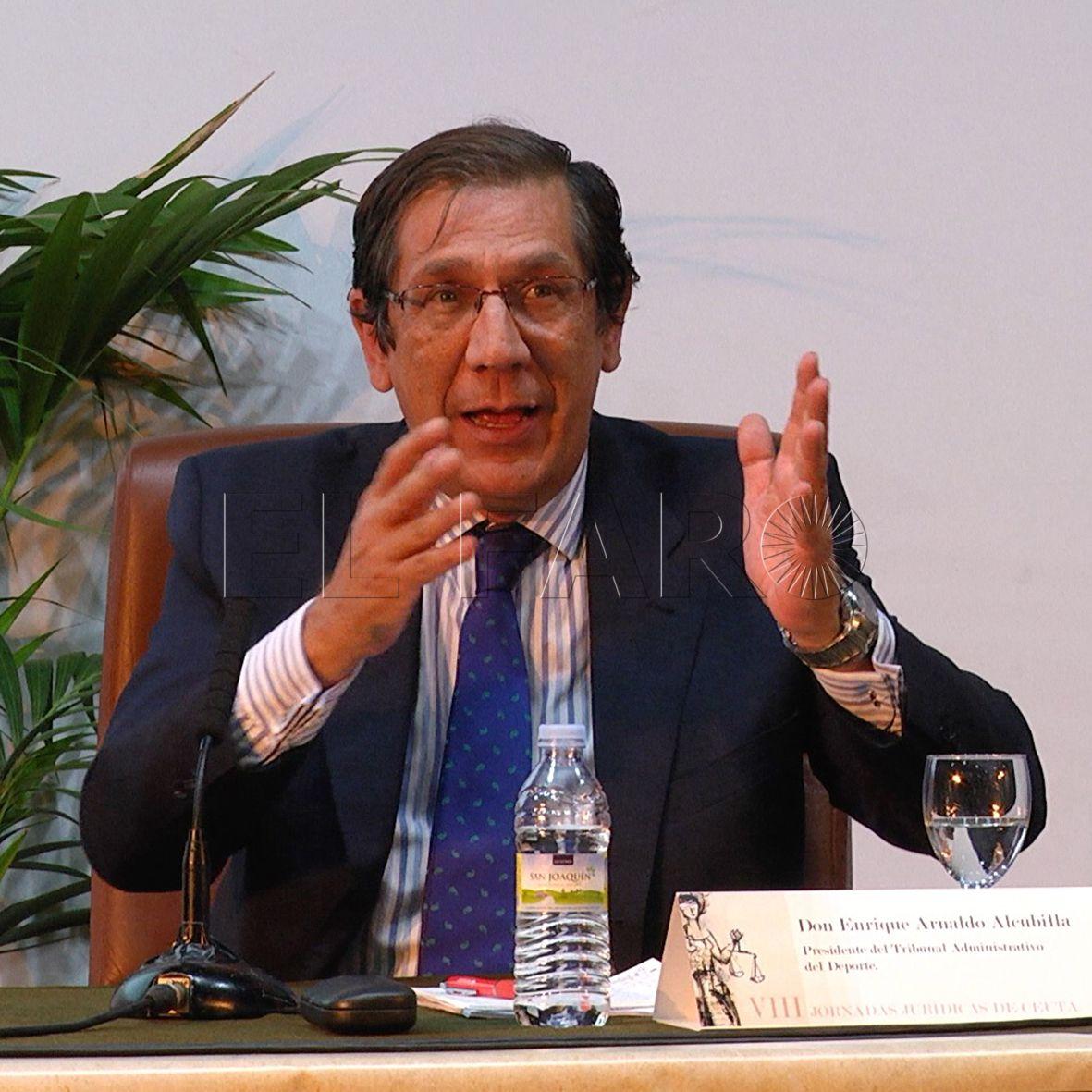 Arnaldo reconoce la existencia de la 'ley del silencio' en el deporte