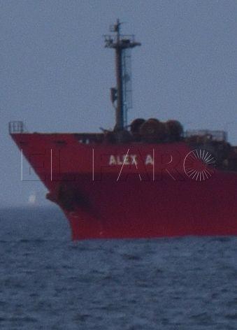 El 'Alexis A' puede abandonar Ceuta a partir del lunes