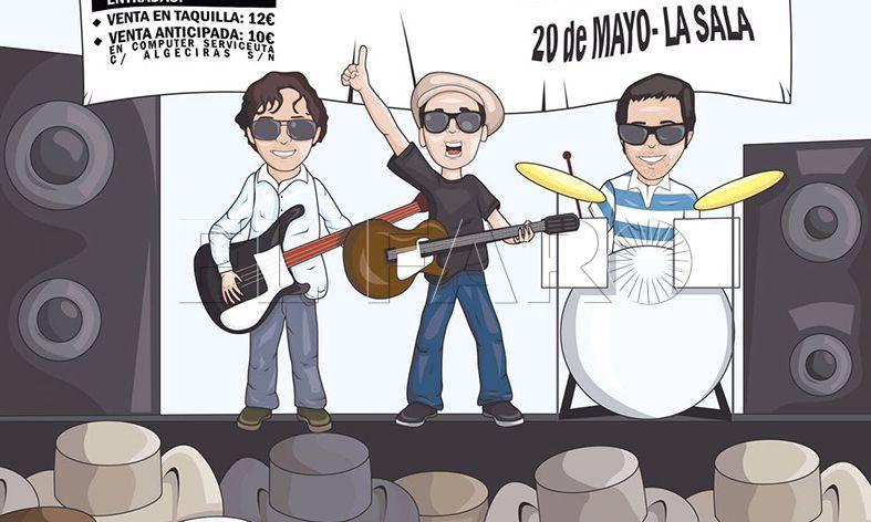 El próximo sábado actúan en Ceuta 'Los hermanos Dalton' en La Sala