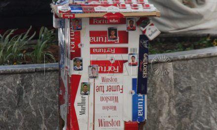 Prohibido el pase tanto por Tarajal como por el puerto de tabaco extranjero