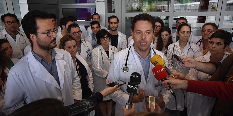 """La Unidad de Hombro del Hospital """"peligra"""" por el traslado de médicos"""
